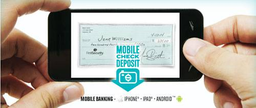 mobile check deposits FSBank